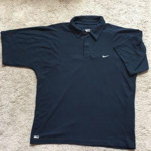 Nike golf shirt size large